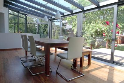 beheizen sie ihren wintergarten mit einer w rmepumpe. Black Bedroom Furniture Sets. Home Design Ideas