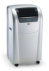 Mobile Klimaanlage Als Kompaktgerät Bzw Raumklimagerät Oder Als